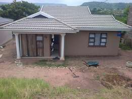 Once in a Lifetime offer-Affordable brand new home at R350000