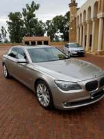 2010 Bmw 730D auto,fully loaded,a real looker,must be seen to be appre