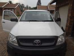 Preowned Toyota Hilux 2.5 D4D for Sale
