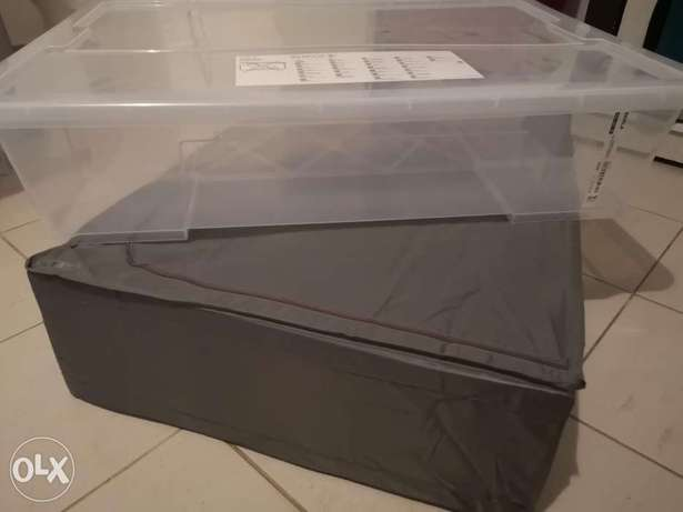 Ikea Storage boxes for sale, 50Riyaal each