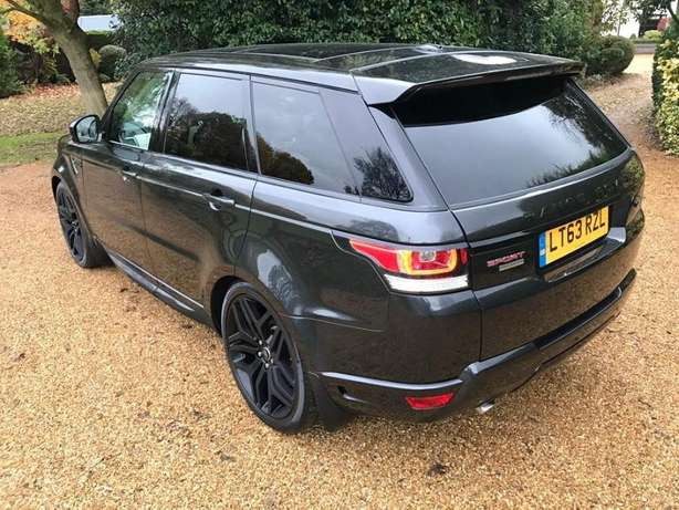 2013 Range Rover Sports Autobiography Long Wheel Base SUV Thika - image 7