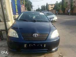 Toyota corolla 2005 Toks (Manual)