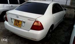 Toyota NZE KBW for sale at Mombasa Island