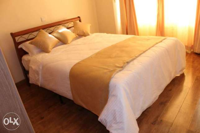 Fully Furnished 2Br Available From 12th December Westlands - image 1