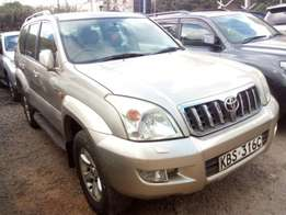 2004,Toyota Prado locally used.