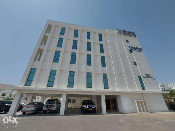 Spacious Office Space in Al Khuwair near Oasis Mall FOR RENT