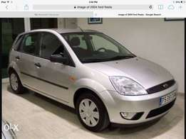 2004 ford fiesta stripping for parts