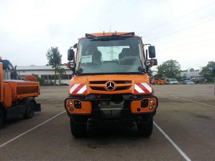 Mercedes-Benz Unimog UGE Euro VI U318 - 2015