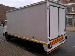 Trucks for hire short and long distances. We welcome contract jobs