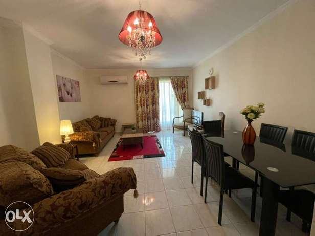 Fully furnished apartment with private garden 2 bedrooms