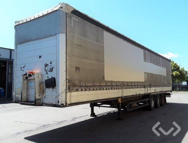Schmitz Cargobull S01 (Export only) 3-axlar Curtain Trailer - 13 - 2019