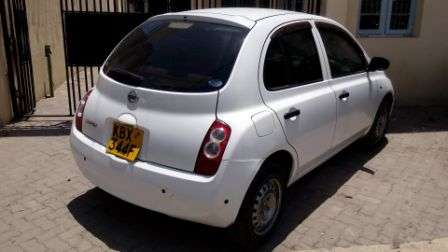 Nissan March; Price: 390k ono Mombasa Island - image 2