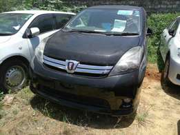 Toyota isis kcn number
