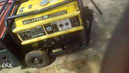 Buy your generator 7.5kva . serious buyer call only