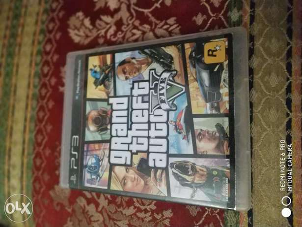 Grand Theft Auto for PlayStation 3
