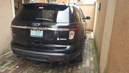 2013 ford explorer registered this year for sale with good condition