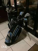 Almost brand new ladies golf clubs for sale