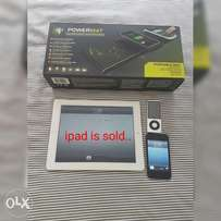 itouch, ipod and power mat for sale.