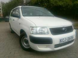 Toyota Succeed 2010 UL fully loaded