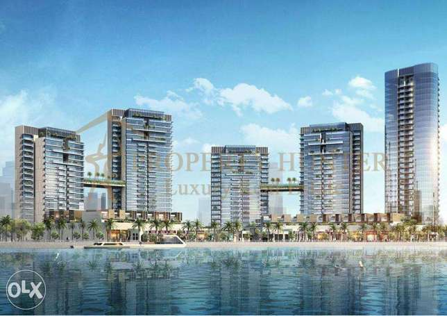 Luxury Apartment1 bedroom Apartment For Sale in Lusail REF - 13461