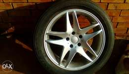 19 inch mags 5x120 to swop