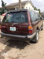 Nissan Pathfinder SUV 1st body 1998 model with factory ac