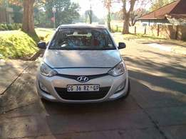 Hyundai i20 1.4L for sale in good condition