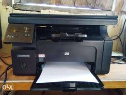 All-in-one Laserjet M1132 MPF (Fairly-Used & Neat)