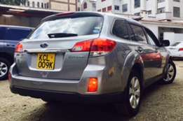 subaru outback just arrived 2010 KCL loaded on grand sale 2,299,999/=