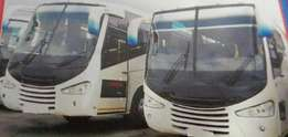 2002 Man 25352 Tag Axle 70 seater bus