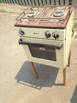 Small Gas stove and Oven