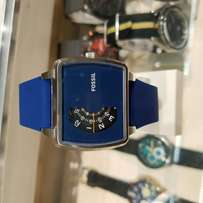Brand New Fossil Scale Watch