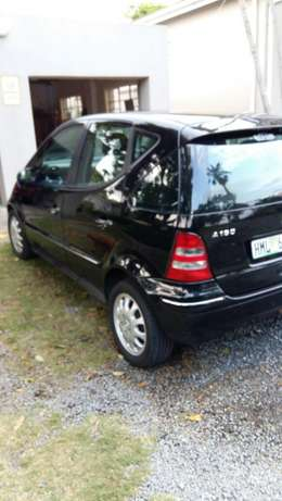 2004 Mercedes Benz 160 Elegance. Tyres all new. Automatic. 143000km Gonubie - image 5