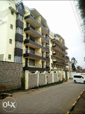 Westlands 2bedrooms Fullfurnished apartment to let Westlands - image 1