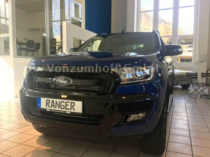 Ford Ranger Doppelkabine 4x4 Wildtrak - 2018