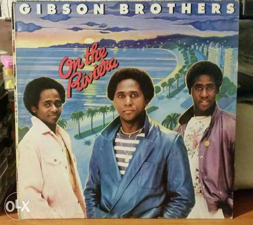 Vinyl/lp: Gibson Brothers - On the Riviera