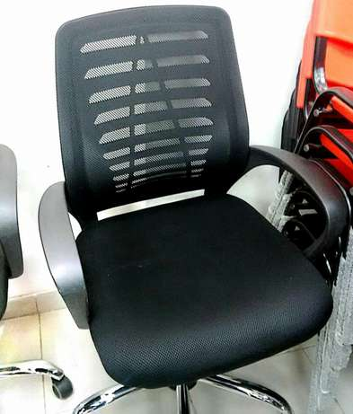 Strong Office Swivel Chair (0185) Lekki - image 1