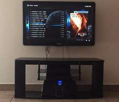 "Plasma TV Unit for sale - Bellagio Entertainment Unit "" Black """