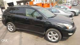 Foreign Used Lexus RX 330 Black 2006