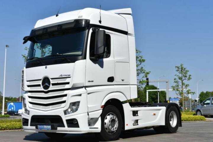 Mercedes-Benz Actros 1845 from 2014 258.000km in topcondition - 2014