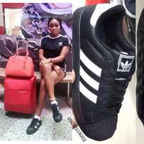 Adidas sneakers selling at a wholesale price of 8000