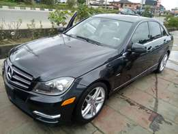 Foreign Used 2012 Mercedes-Benz C250 For N9M
