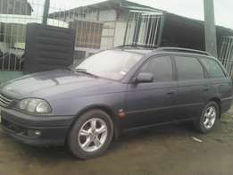 Toyota Avensis few months used like Tok