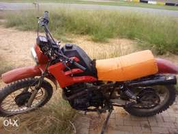 Suzuki dr 500 for sale or to swap for two pitbikes