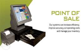 Point of Sale Software/POS/Inventory/Stock Keeping/Invoice/Quotation/