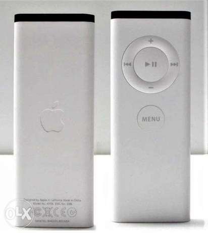 A1156 Apple Remote Control for Apple TV iPod iMac Macbook & Macbookpro