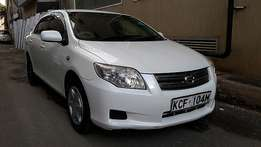 Toyota Axio Corolla (2008)personal used at 945k neg