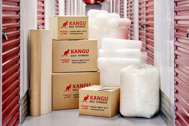KANGU Self Storage Warszawa Ursynów (Magazyny do wynajęcia