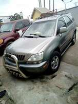 Lexus RX300 Naija Used Very Clean And Attractive Perfectly Conditions