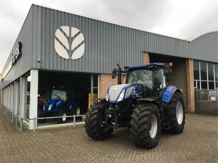 New Holland T7.270 - 2018
